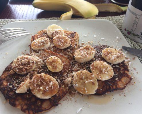 breakfast yam