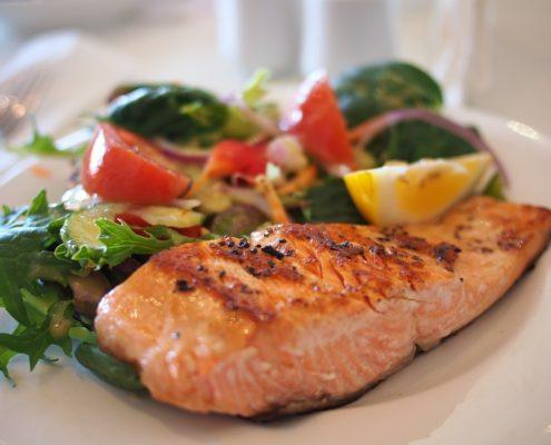 protein dinner