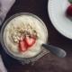 yoghurt fruit